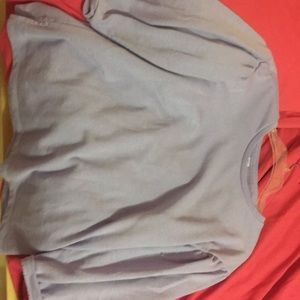 Purple old navy top (removed tag but never worn)